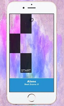 Marshmello Tap Piano Game pc screenshot 2