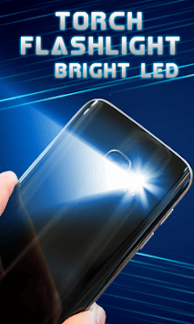Torch Flashlight Bright LED pc screenshot 1