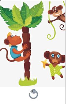 Five Little Monkeys pc screenshot 1