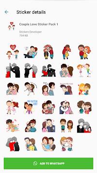 Love Sticker For WhatsApp PC screenshot 2