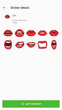 Love Sticker For WhatsApp PC screenshot 3