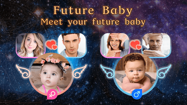 Daily Horoscope and Face Scanner Reader pc screenshot 1