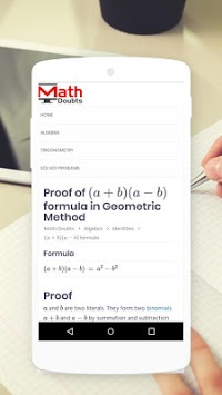 Math Doubts pc screenshot 1