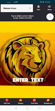 Design Logo Ideas   Create Logo eSport pc screenshot 2