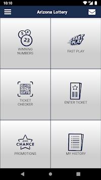AZ Lottery Players Club pc screenshot 1