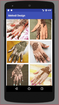 Mehndi Designs Latest 2018 pc screenshot 2