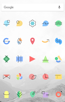 Appstract Icon Pack pc screenshot 2