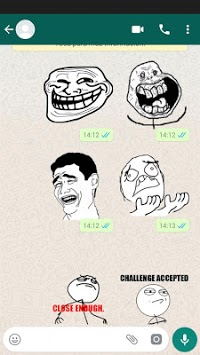 MEME WhatsApp Stickers DEPI MegaPack pc screenshot 1