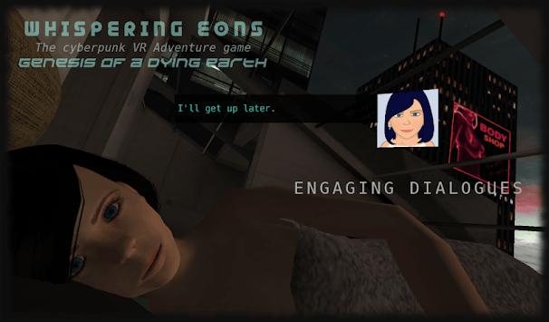 Whispering Eons #0 (VR Cardboard adventure game) pc screenshot 2