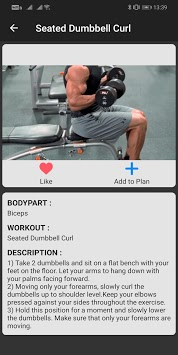 Workout Master - Pro Gym Trainer and Fitness Plan pc screenshot 1