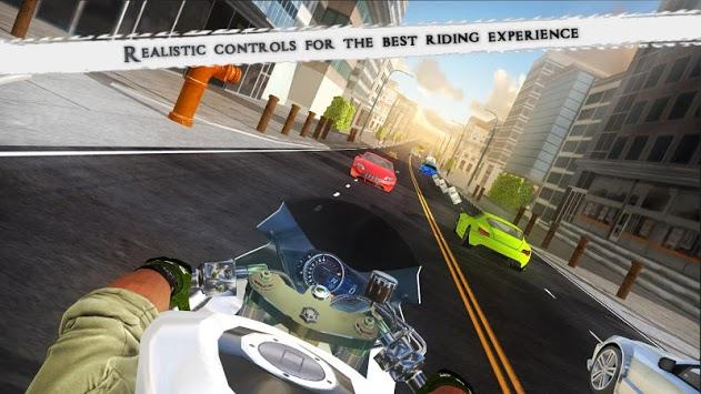 Bike Highway Rider pc screenshot 2