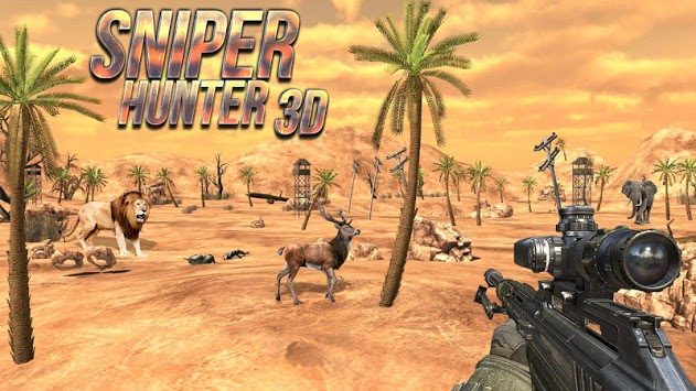 Hunting Sniper 3D pc screenshot 1