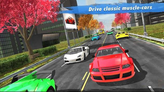 Racing 3D - Extreme Car Race pc screenshot 1