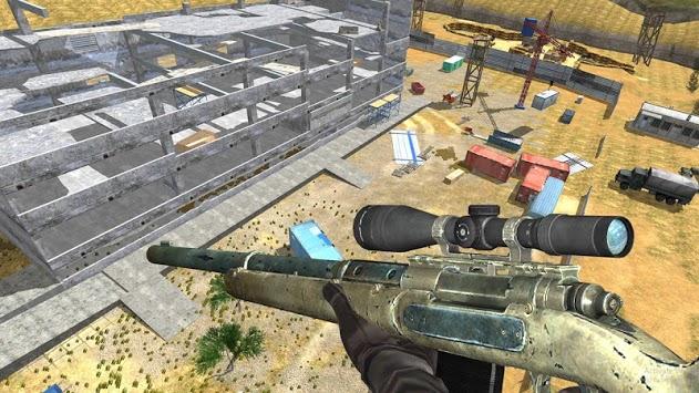 SWAT Sniper 3D 2019: Free Shooting Game pc screenshot 1