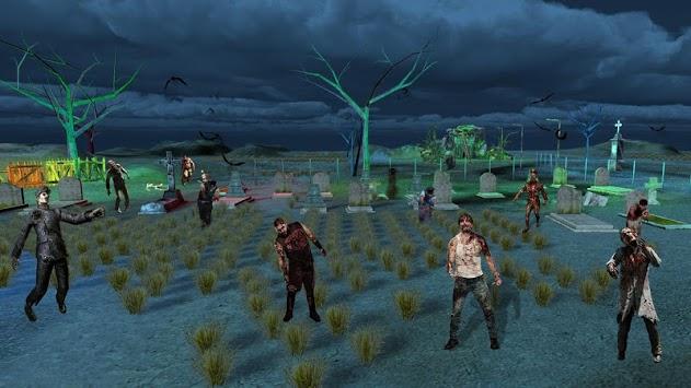 Zombie Sniper Shooting 3D pc screenshot 2