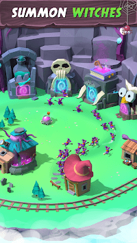 Tiny Potions - Idle Witches pc screenshot 1