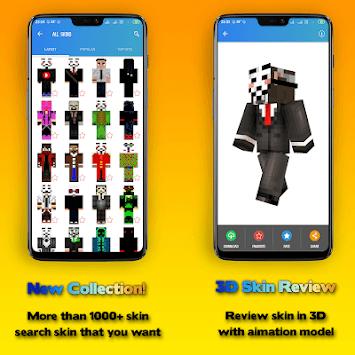 Hacker Skins pc screenshot 1