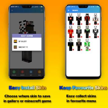 Hacker Skins pc screenshot 2