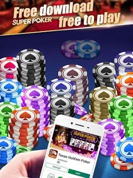 Super Texas Poker--Best Free Texas Hold'em poker pc screenshot 1