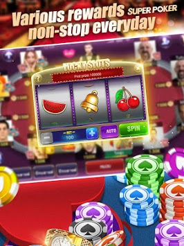 Super Texas Poker--Best Free Texas Hold'em poker pc screenshot 2