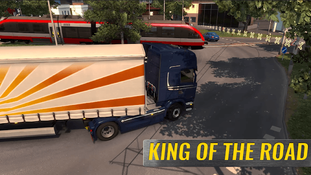 European Truck Simulator 2 pc screenshot 1
