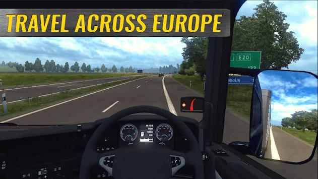 European Truck Simulator 2 pc screenshot 2