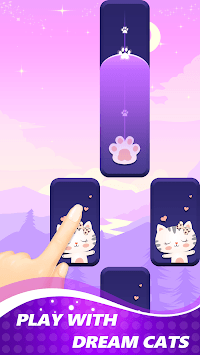 Piano Dream Cat: Music Tiles Game 2019 pc screenshot 2