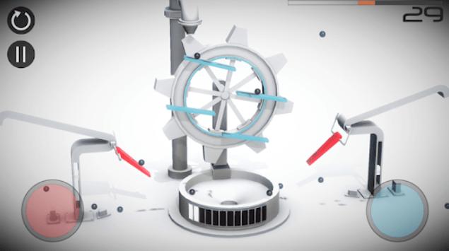 Ball Fall 3D pc screenshot 1