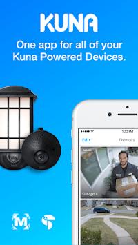 Kuna Home Security pc screenshot 1