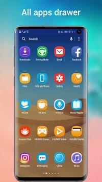 One S10 Launcher - Galaxy S10 Launcher UI theme pc screenshot 2