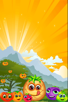 Fruit Splash PC screenshot 1