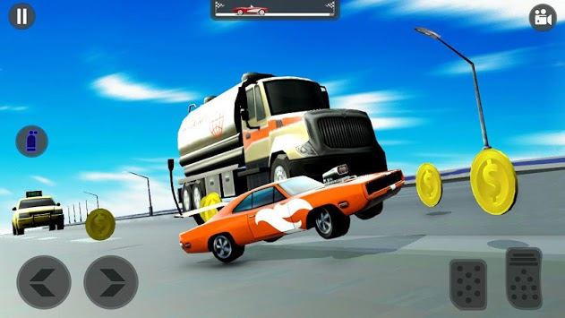 RC Car Racer: Extreme Traffic Adventure Racing 3D pc screenshot 2
