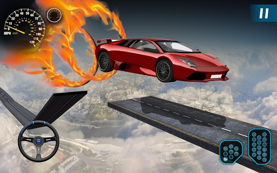Stunt Car Simulator Impossible Tracks pc screenshot 1