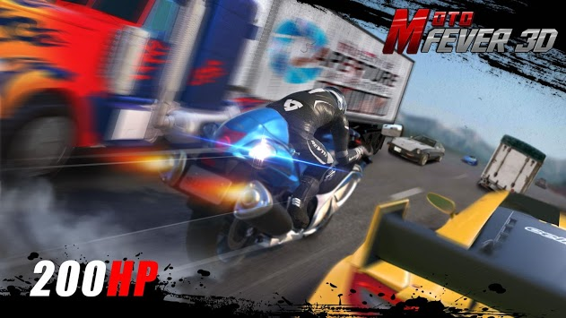Moto Fever HD pc screenshot 1