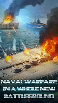 Fleet Command II: Battleships & Naval Blitz pc screenshot 1
