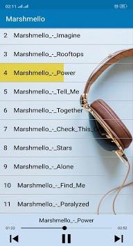 Marshmello  (all song) pc screenshot 1