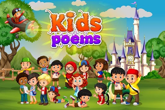 Kids Poems Learning - Nursery Rhymes for Children pc screenshot 1