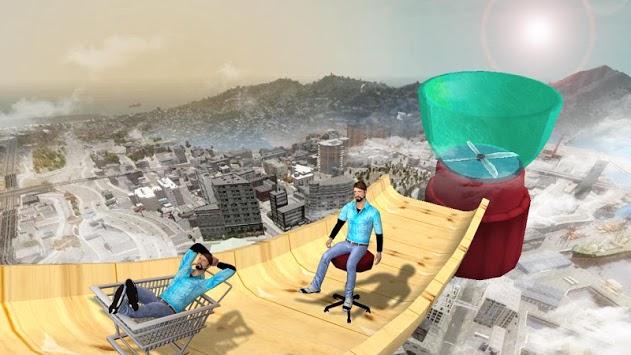 Impossible Mega Ramp Stunts 3D pc screenshot 1