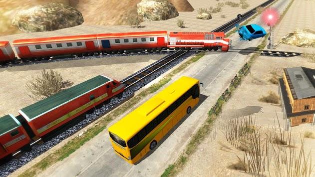 Train Vs Bus Racing pc screenshot 1