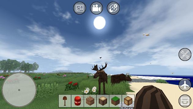 Mini Craft Exploration - MultiCraft free Miner pc screenshot 1