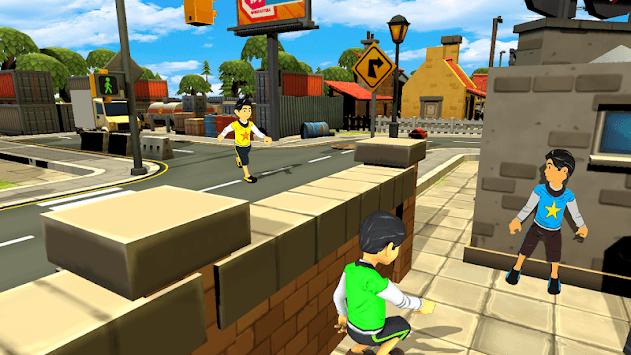 Multiplayer Online Hide and Seek pc screenshot 1