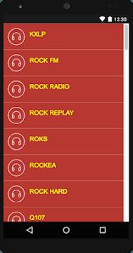 Rock Radio - Free Music Player pc screenshot 2