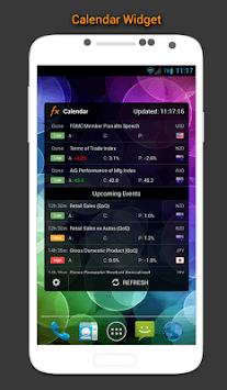 Forex Calendar, Market & News pc screenshot 2