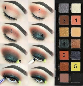HD makeup (face, eye, lip) pc screenshot 1