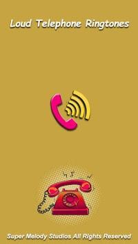 Loud Telephone Ringtones pc screenshot 1