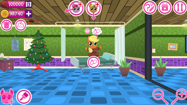 My Little Pony: Hospital pc screenshot 2