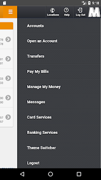 Mechanics Bank - Mobile Banking pc screenshot 1