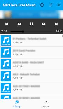 MP3 Music Download pc screenshot 1