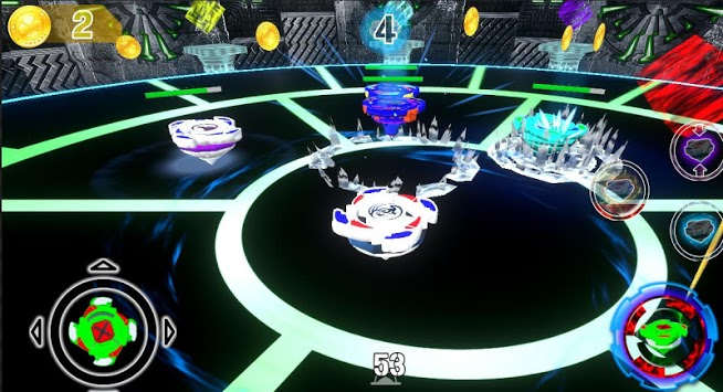 Spinner Chaos Battle pc screenshot 1