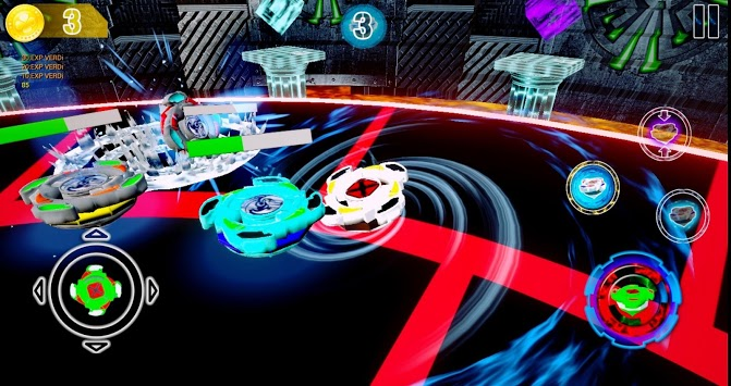 Spinner Chaos Battle pc screenshot 2